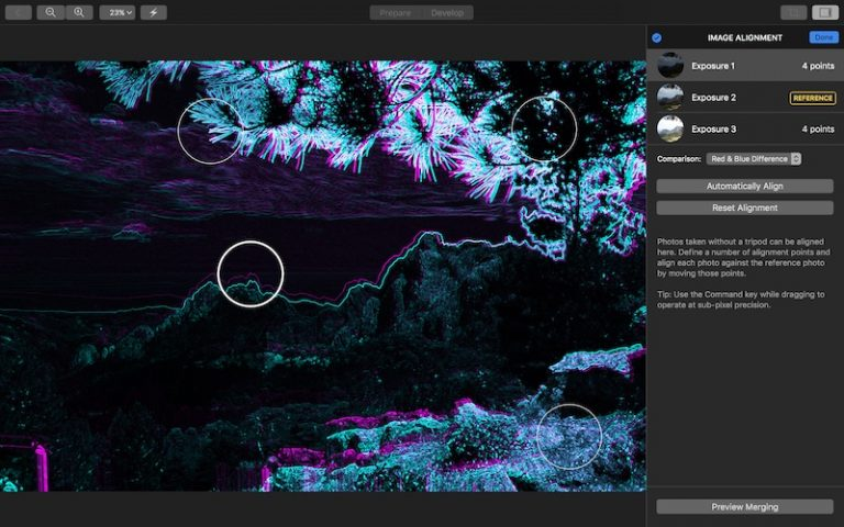 Edit color on Hydra for mac