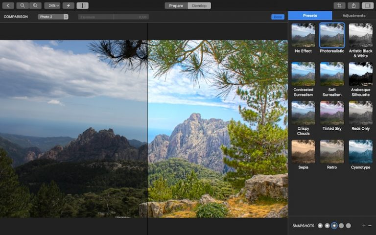 Photo Software Editors Put On Their Show Image
