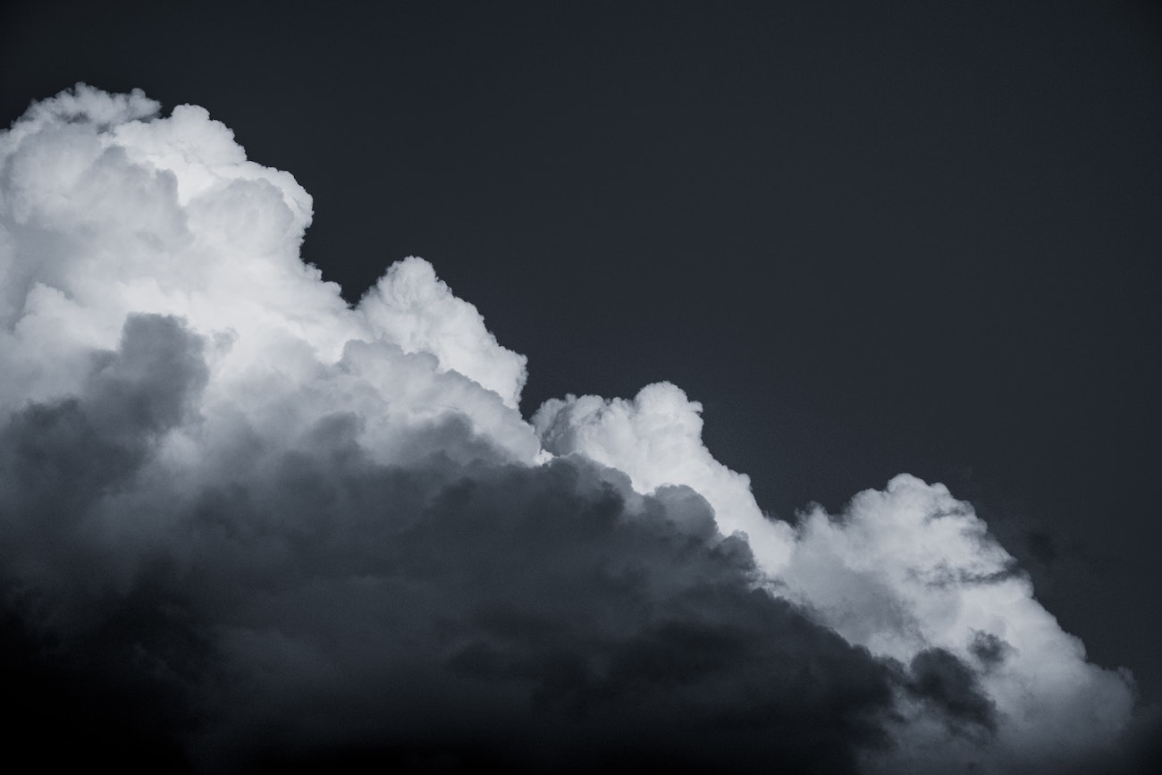 Photo of a cloud by a photographer