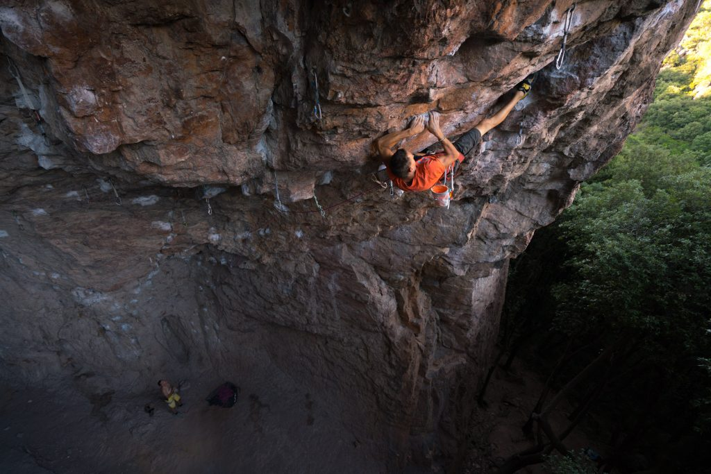 Place where to climb in France