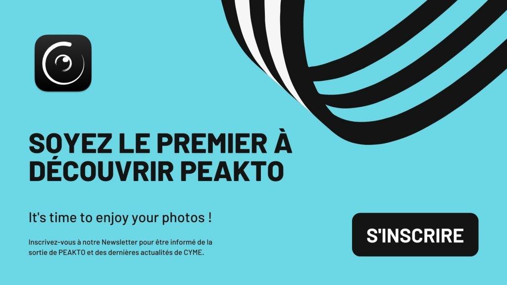 PEAKTO - Manager ses photos